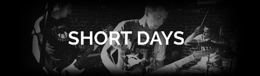SHORT DAYS – « Short Days » LP